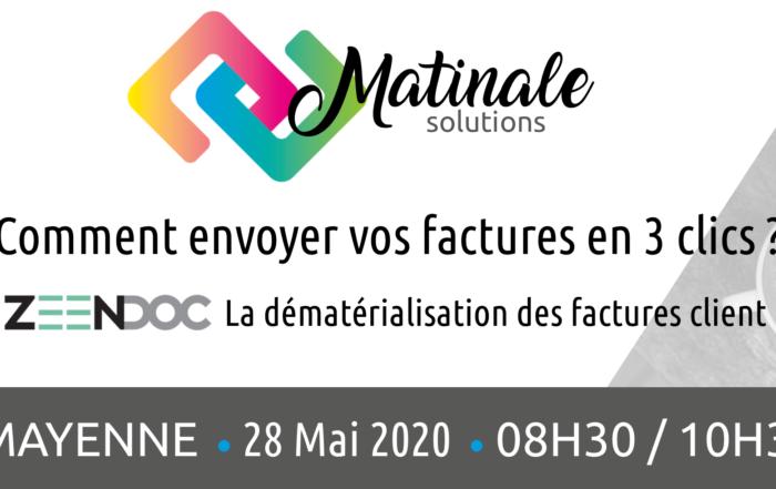 Groupe Touiller - Matinales Zeendoc - Mayenne